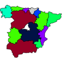 download Spanish Regions 01 clipart image with 225 hue color