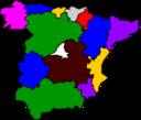 Spanish Regions 01
