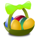 download Easter Icon clipart image with 45 hue color