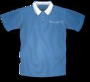 Blue Polo Shirt Remix