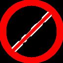 No Transistor Sign
