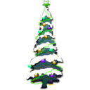 download Christmas 002 clipart image with 45 hue color