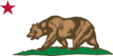 Flag Of California Bear Plot And Star