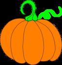 Pumpkin For Eggbot