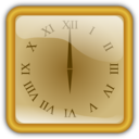 Golden Clock Squared