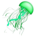 download Remix Jellyfish clipart image with 135 hue color