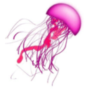 download Remix Jellyfish clipart image with 315 hue color