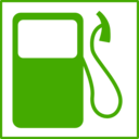 Eco Green Fuel Icon