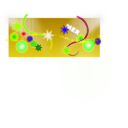 download Christmas Banner clipart image with 45 hue color
