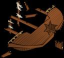 Rpg Map Symbols Shipwreck