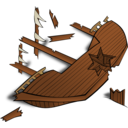Rpg Map Symbols Shipwreck
