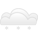 download Overcloud Snow clipart image with 45 hue color