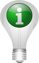 Info Lightbulb
