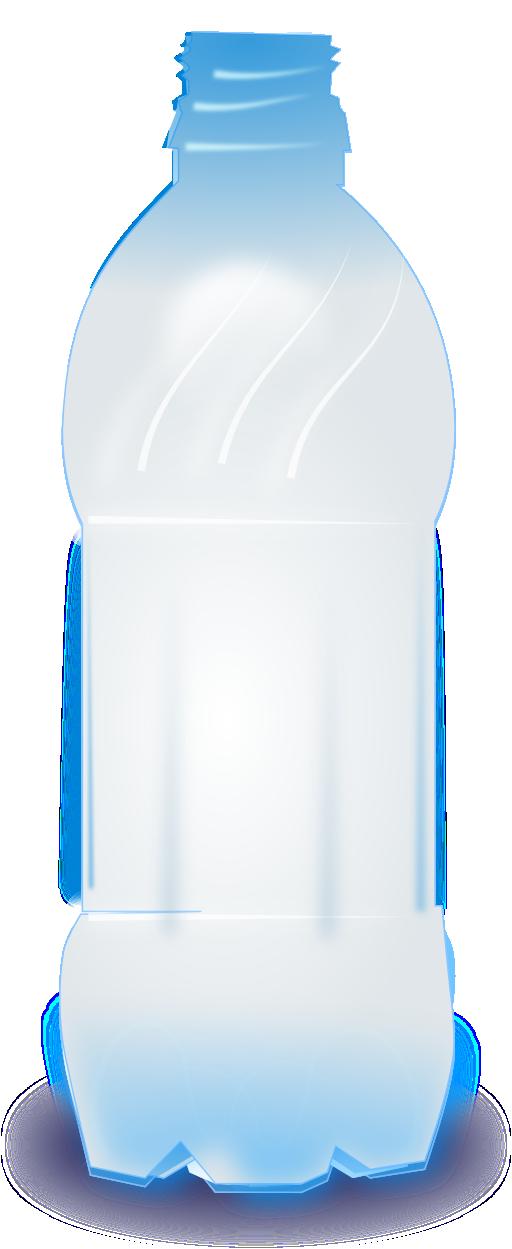 Empty plastic bottle clipart the image for Plastic water bottle art