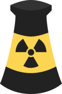 Atomic Energy Plant Symbol 4