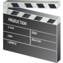 download Other Movie Clapper Board clipart image with 45 hue color
