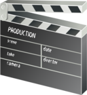 Other Movie Clapper Board