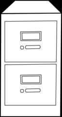 Classeur Vertical Vertical File Cabinet