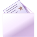 download Bb Mail New clipart image with 45 hue color