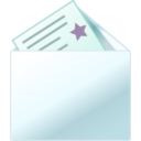 download Bb Mail New clipart image with 315 hue color