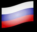 Clickable Russia Flag