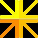 Free Culture Logo Entry Blue