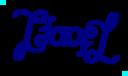 Ambigramme Lionel
