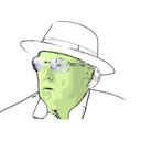 download Van Morrison clipart image with 45 hue color