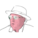 download Van Morrison clipart image with 315 hue color