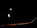Incense In Holder