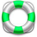 download Lifesaver clipart image with 135 hue color