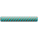 download Striped Bar 08 clipart image with 135 hue color
