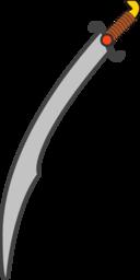 Long Scimitar