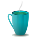 download Coffee Cup 3 clipart image with 135 hue color
