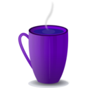 download Coffee Cup 3 clipart image with 225 hue color