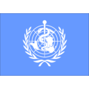 Flag Of The Who World Health Organization