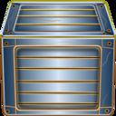 Blue Box Wood