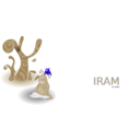 download Iram clipart image with 225 hue color
