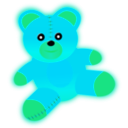 download Bear clipart image with 135 hue color