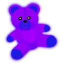 download Bear clipart image with 225 hue color