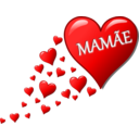 Hearts For Mom