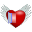Flying Heart