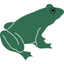 download Frog By Rones clipart image with 45 hue color