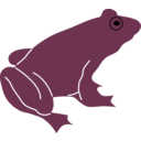 download Frog By Rones clipart image with 225 hue color