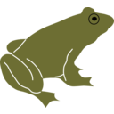 download Frog By Rones clipart image with 315 hue color