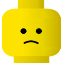 Lego Smiley Sad