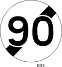 B33 90