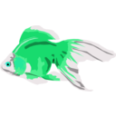 download Goldfish clipart image with 135 hue color