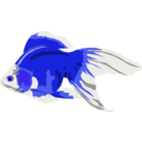 download Goldfish clipart image with 225 hue color