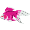 download Goldfish clipart image with 315 hue color